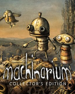 Machinarium Collectors Edition