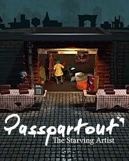 Passpartout The Starving Artist