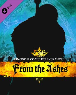 Kingdom Come Deliverance From the Ashes krabice