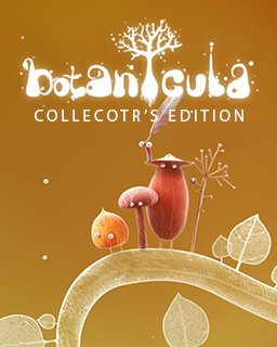 Botanicula Collectors Edition krabice