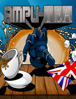 Ampu-Tea krabice