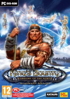 Kings Bounty Warriors of the North - Ice and Fire krabice
