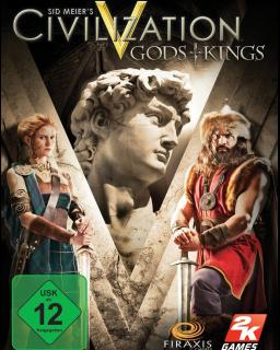 Civilization V Gods and Kings krabice