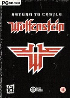 Return to Castle Wolfenstein krabice