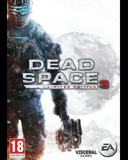 Dead Space 3 Limited Edition krabice