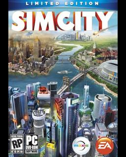 SimCity Limited Edition krabice