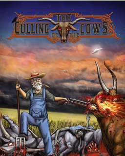 Culling of the Cows krabice