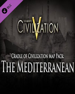 Sid Meiers Civilization V Cradle of Civilization Mediterranean MAC