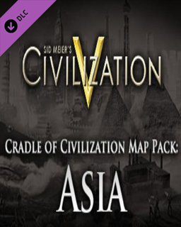 Sid Meier's Civilization V Cradle of Civilization Asia MAC