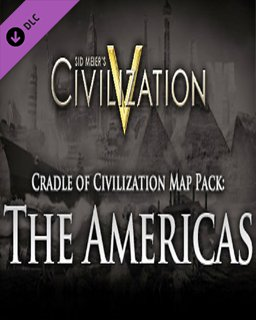 Sid Meiers Civilization V Cradle of Civilization Americas MAC
