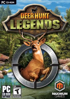 Deer Hunt Legends krabice
