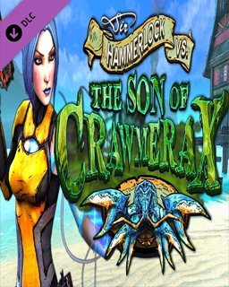 Borderlands 2 Headhunter 5 Sir Hammerlock vs the Son of Crawmerax krabice
