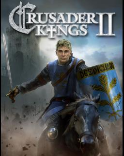 Crusader Kings II krabice