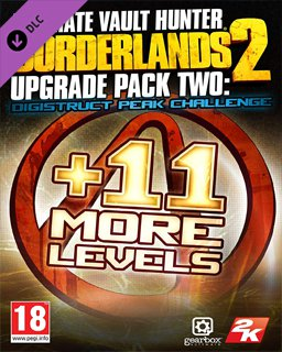 Borderlands 2 Ultimate Vault Hunter Upgrade Pack 2 Digistruct Peak Challenge krabice