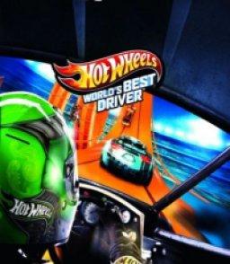 Hot Wheels Worlds Best Driver krabice