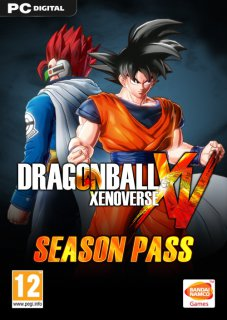 DRAGON BALL XENOVERSE Season Pass krabice