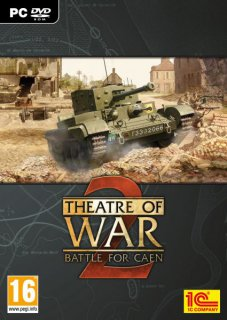 Theatre of War 2 Kursk 1943 Battle for Caen