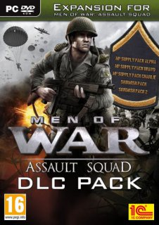 Men of War Assault Squad DLC Pack krabice