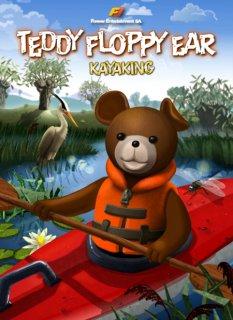 Teddy Floppy Ear Kayaking
