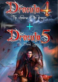 Dracula 4 and 5 krabice