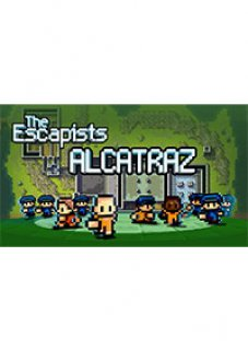 The Escapists Alcatraz