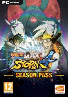 NARUTO STORM 4  Season Pass krabice