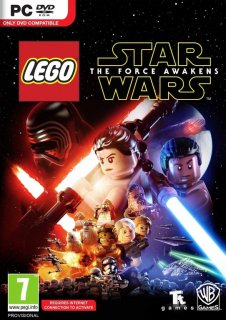 LEGO Star Wars The Force Awakens Season Pass krabice