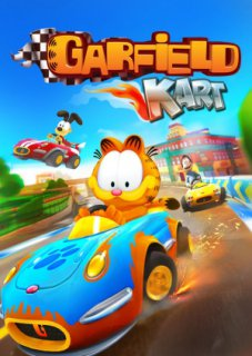 Garfield Kart krabice