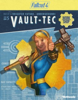 Fallout 4 Vault-Tec Workshop krabice