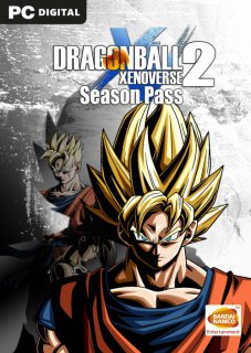DRAGON BALL XENOVERSE 2 Season Pass krabice