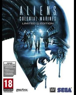 Aliens Colonial Marines Limited Edition krabice