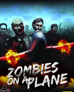 Zombies on a Plane krabice