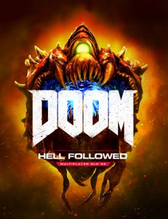 DOOM 4 Hell Followed krabice