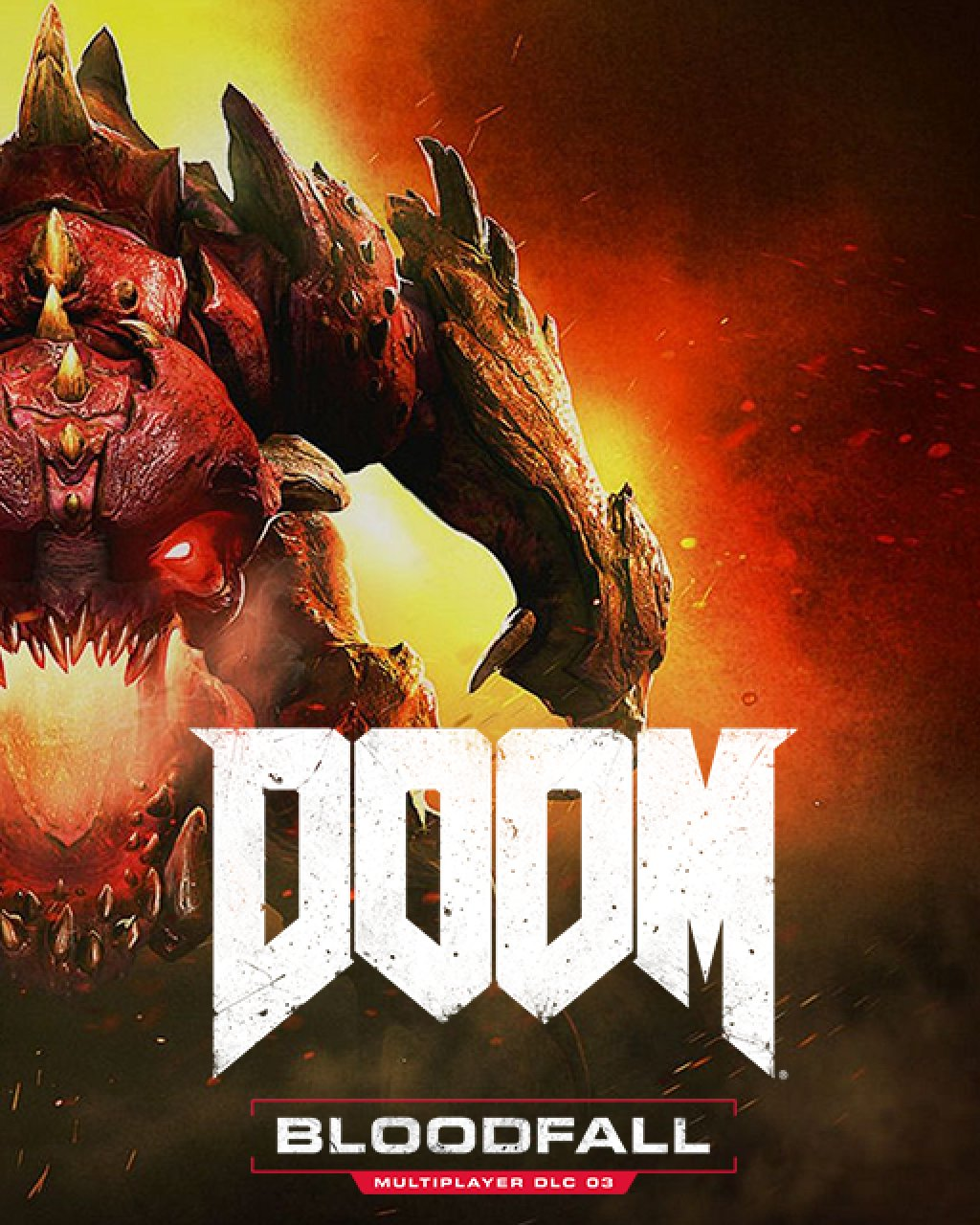 DOOM 4 Bloodfall