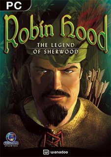 Robin Hood The Legend of Sherwood krabice