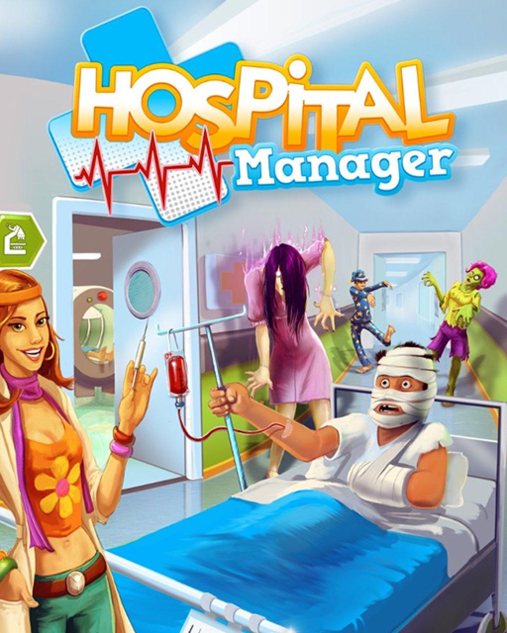 Hospital Manager krabice