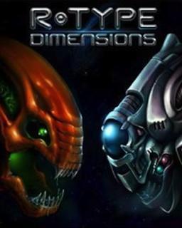 R-Type Dimensions Xbox 360 krabice