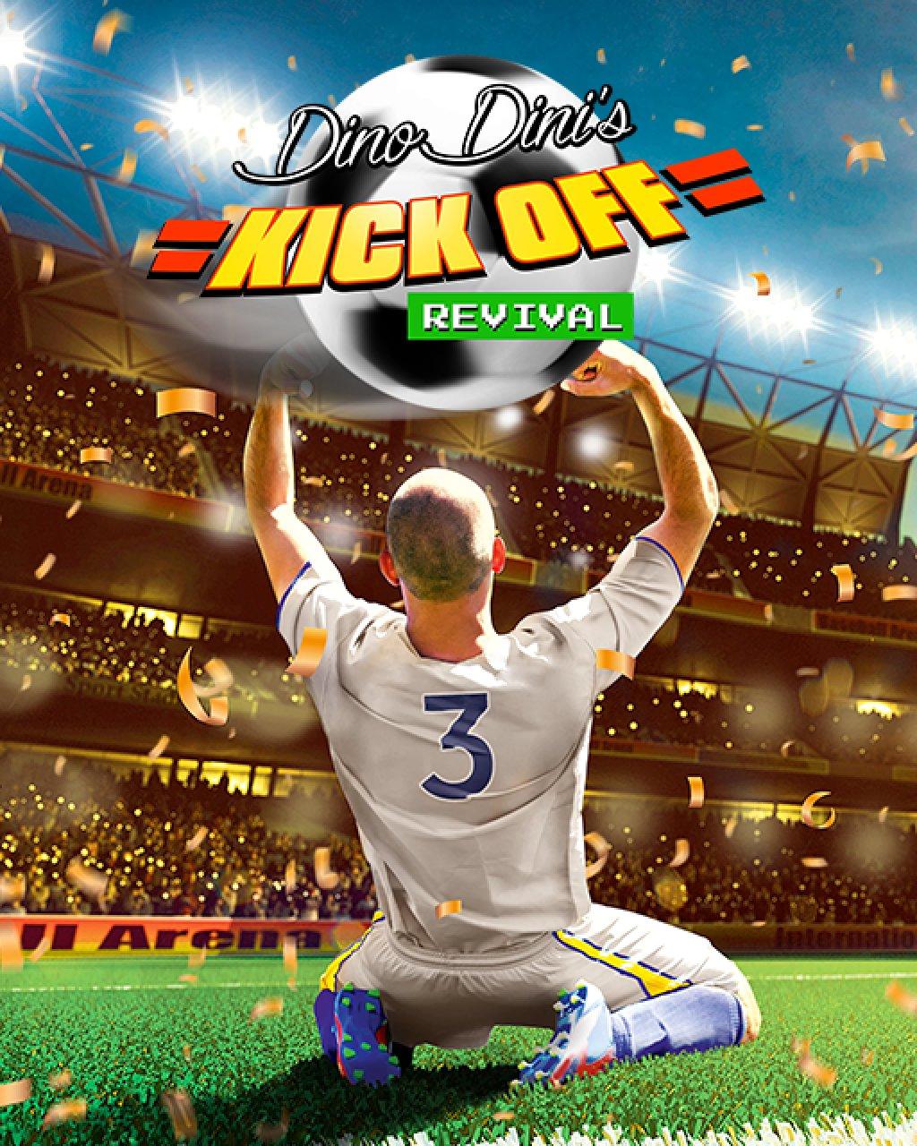 Dino Dinis Kick Off Revival krabice