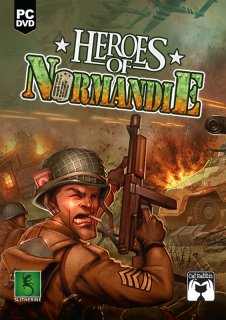 Heroes of Normandie krabice