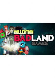 BadLand Games Collection krabice
