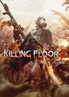 Killing Floor 2 Digital Deluxe Edition krabice