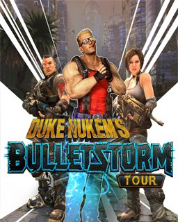 Duke Nukems Bulletstorm Tour