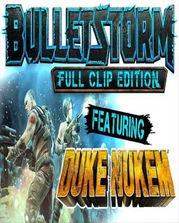Bulletstorm Full Clip Edition Duke Nukem Bundle krabice