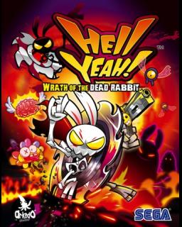 Hell Yeah Wrath of the Dead Rabbit krabice