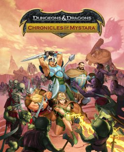 Dungeons & Dragons Chronicles of Mystara krabice