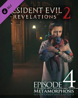 Resident Evil Revelations 2 Episode Four Metamorphosis