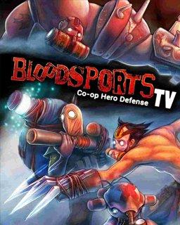 Bloodsports.TV krabice