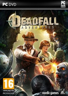 Deadfall Adventures krabice