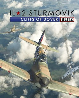 IL-2 Sturmovik Cliffs of Dover Blitz Edition krabice