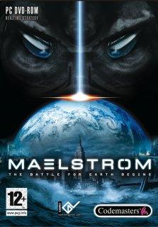 Maelstrom The Battle for Earth Begins krabice